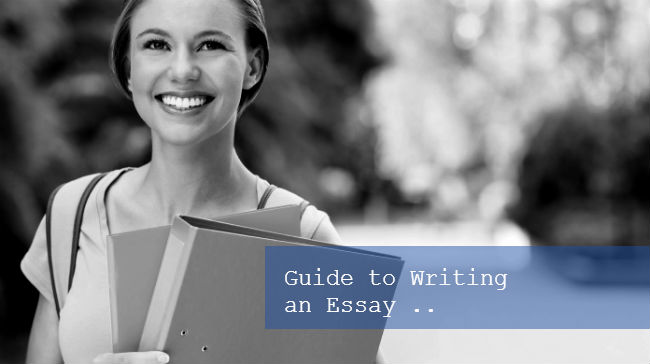 Write My Essay Guide to Writing an Essay